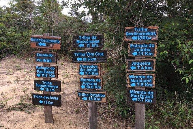 Trilhas do Parque Nacional do Pau Brasil by Aton Guia