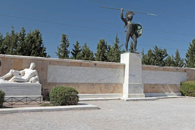 Marathon & Thermopylae(The hot gates) ancient battlefields Private tour
