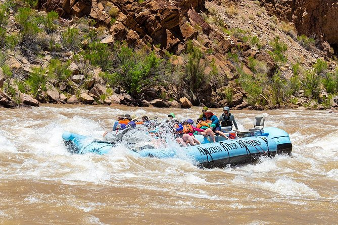 3 Day Escape - Grand Canyon Rafting