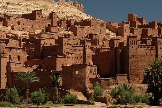 Treasures of Morocco Private Tours (14Days/13Nights)