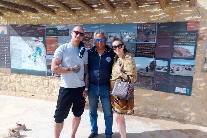 Full Day Tour to Pyramids of Giza, Saqqara Step Pyramids & Sound and Light Show