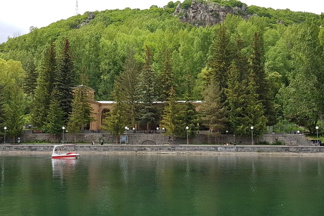 Private tour to: Jermuk Waterfall