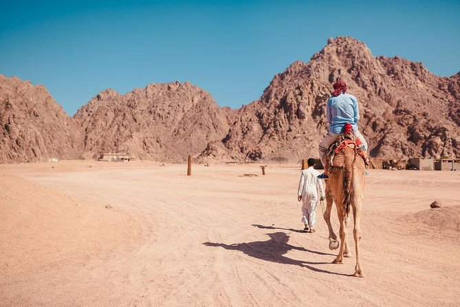 from Hurghada to Sharm el-Sheikh (safari & alf leila wa leila show ) 1 Night