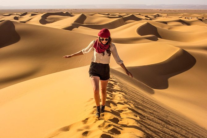 2-Day Desert Tour from Marrakech to Zagora with night in luxury camp