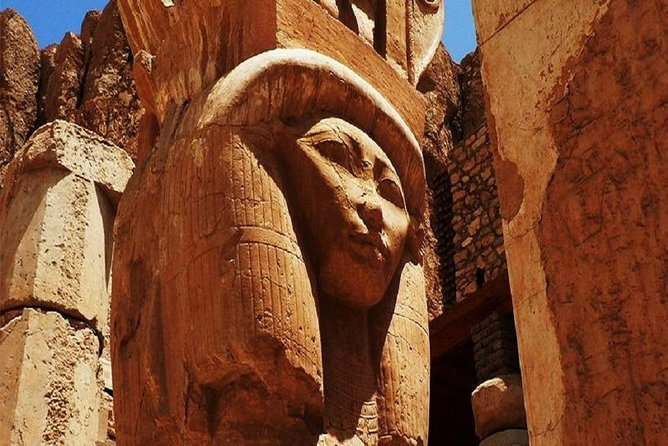 tour to the West, Karnak Temple and Dendera Temple