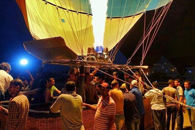 Luxor : Sunrise Hot air Balloon