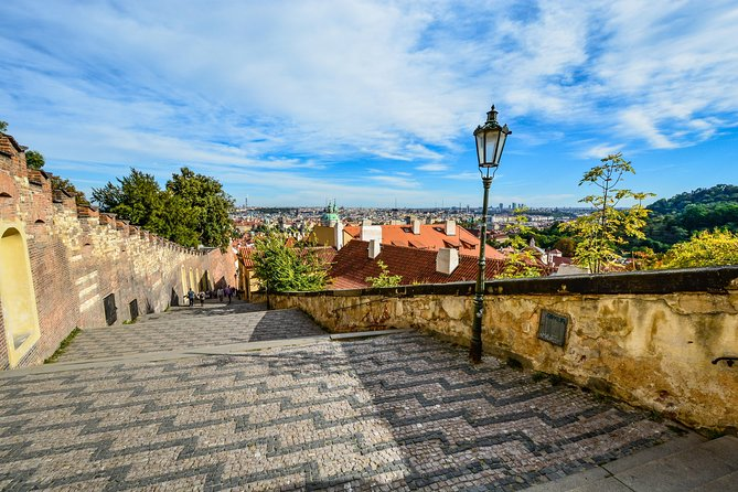 Private Walking Tour Prague with Lunch and Pilsner Urquell brewery day trip