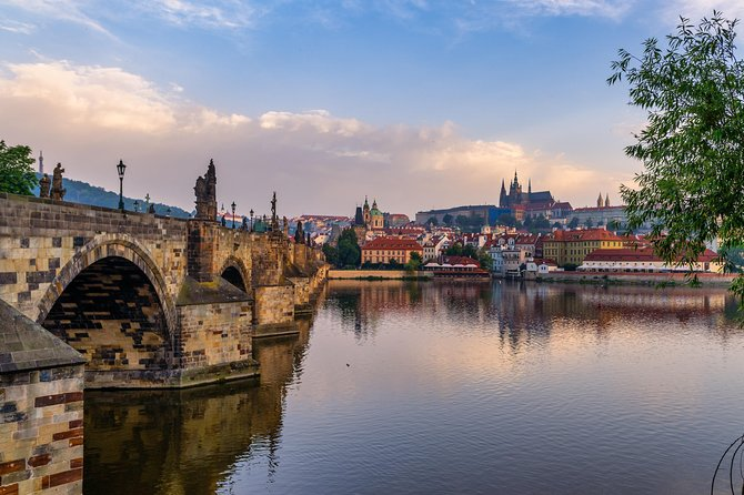 Private Walking Tour Prague with Lunch and Karlstejn castle tour from Prague