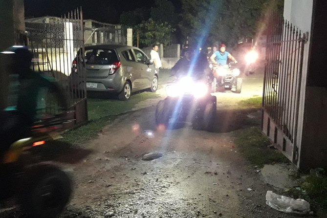 ATV X'cunya Gothic & Misné balam haunted Haciendas