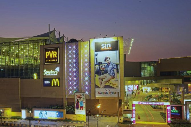 Lulu Mall & City Tour