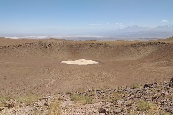 Monturaqui Meteor Crater Private Tour