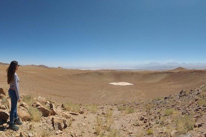 Monturaqui Meteor Crater Private Tour