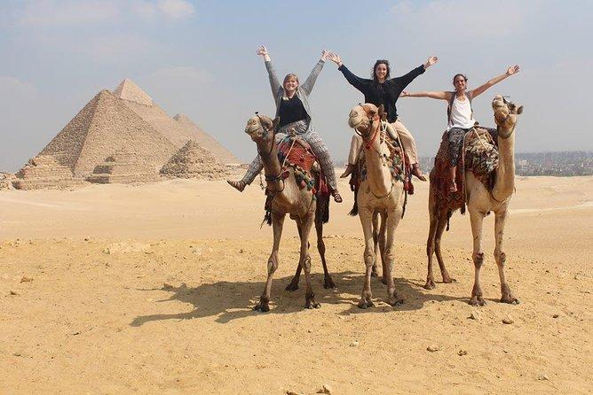 Tour to the pyramids, Sakkara and Dahshur