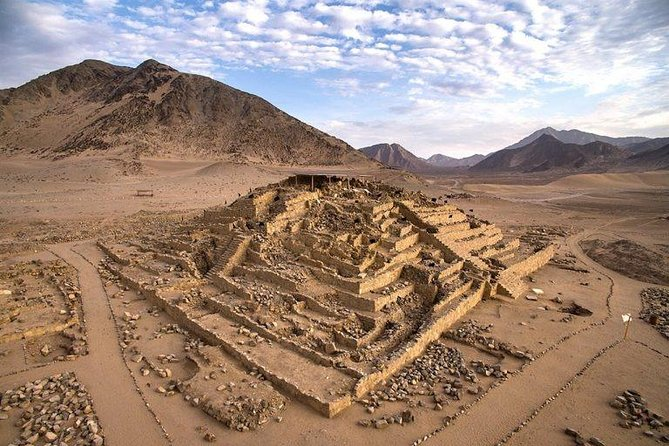 CARAL - The Oldest Civilization of America - from Lima (Small Group)