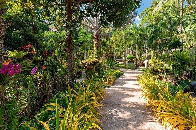 Phuket Botanic Garden Admission Ticket