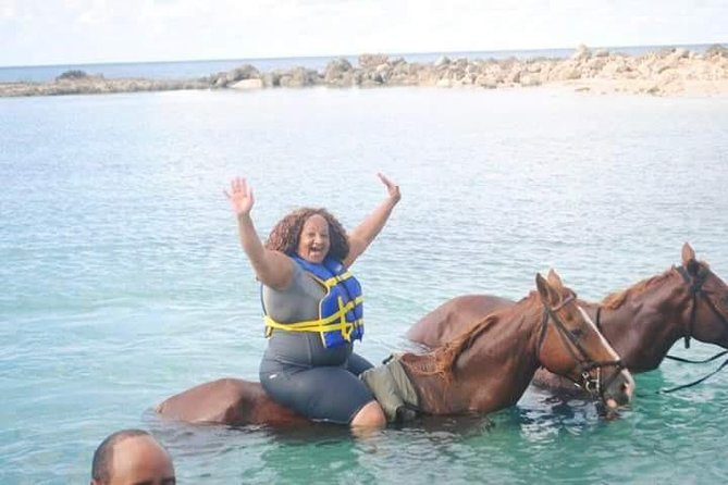 Horseback Ride N Swim From Ocho Rios, Montego Bay & Negril