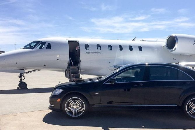 Airport Transfer TO or FROM Napa Valley - Yountville City in Sedan