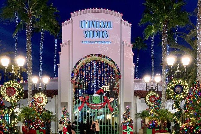 Universal Studios transportation from Anaheim