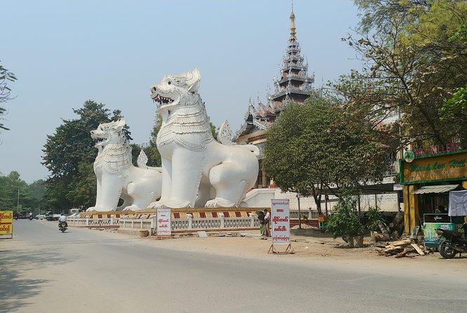 Around Mandalay in 2 Day and Next Day to Transfer Bagan