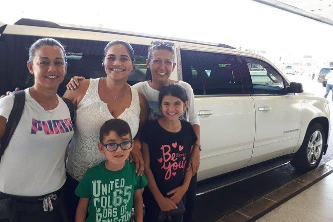 Transfer from Miami Beach to Miami Seaquarium