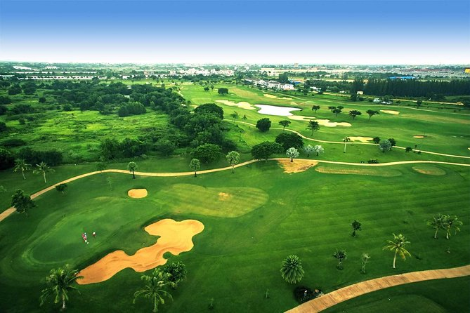 4-Days Royal Phnom Penh City Golf Tours