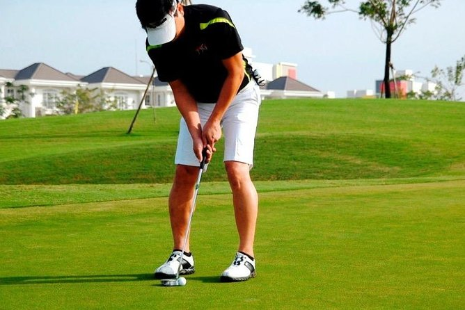 Golf Experience in Phnom Penh with Hotel Pick Up