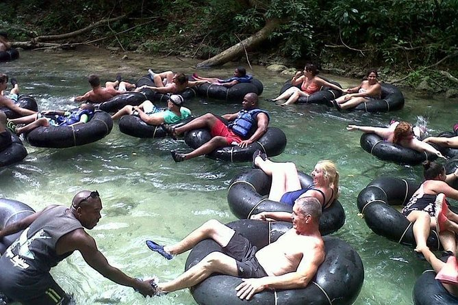River Tubing & Blue Hole From Ocho Rios
