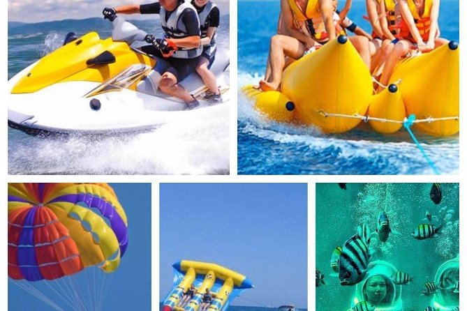Bali Water sport Complette Pacckage