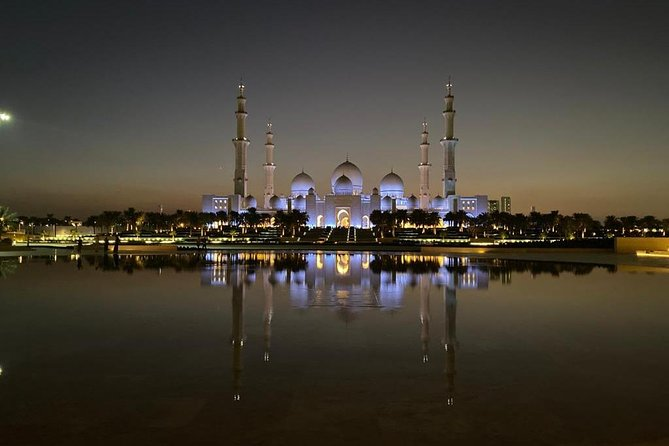 4 Hours Abu Dhabi City Tour