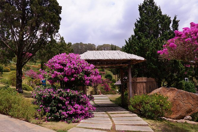 COMBO: Da Lat Hot Attractions Discovering Day Tour - LUMIERE Light Garden