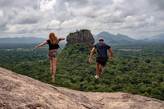 Sigiriya and Habarana Jungle Safari Day Tour from Colombo
