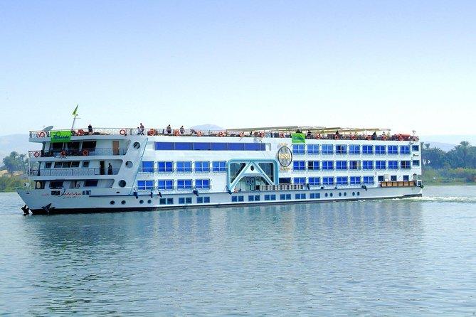6 days Nile cruise luxor,Aswan,hot air balloon&abu simbel with train from Cairo