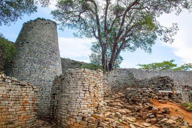Victoria Falls to Harare Tour Through Great Zimbabwe Ruins!