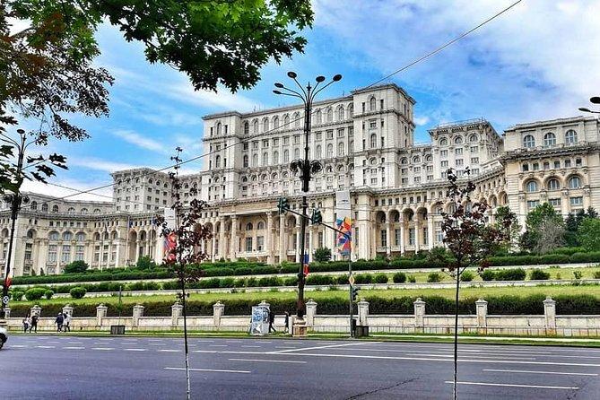 Bucharest by Foot - Shared Walking Tour
