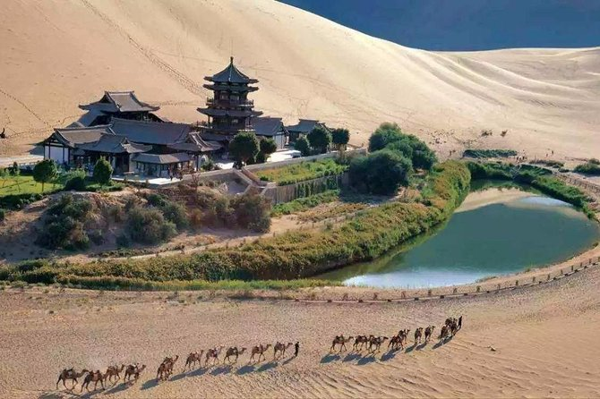 3-Day Private Silk Road Dunhuang Tour from Lanzhou by Air