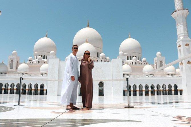 Professional Photoshoot in Abu Dhabi