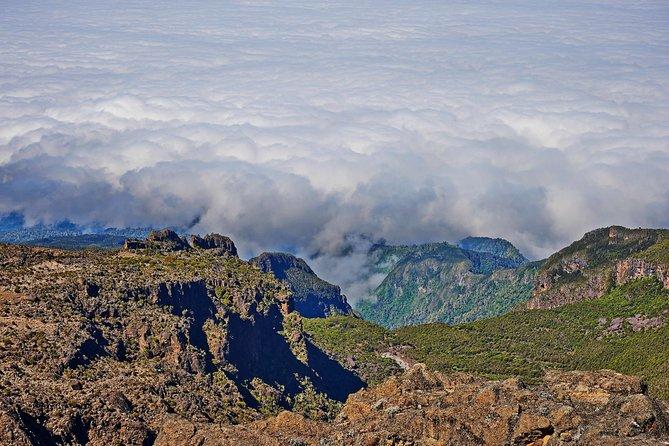 Kilimanjaro climb, Kilimanjaro Crater route (10-day)