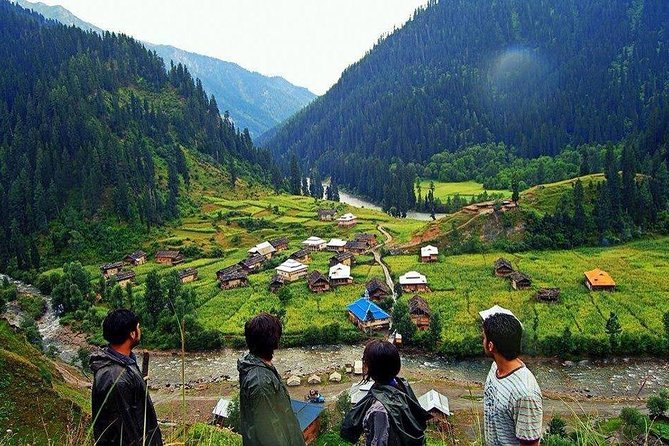 5 Days Trip To Kashmir