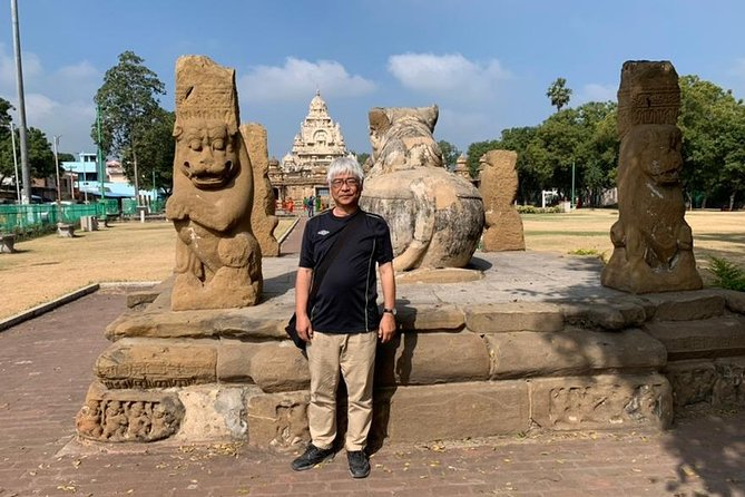 Silk trail to Kanchipuram from Chennai by Wonder tours