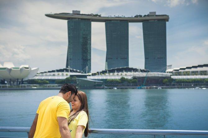 Professional Photoshoot in Marina Bay Sands, Singapore