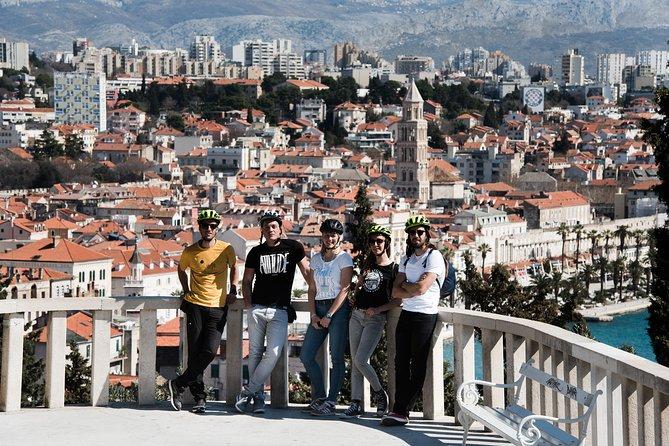 Split E-bike tour