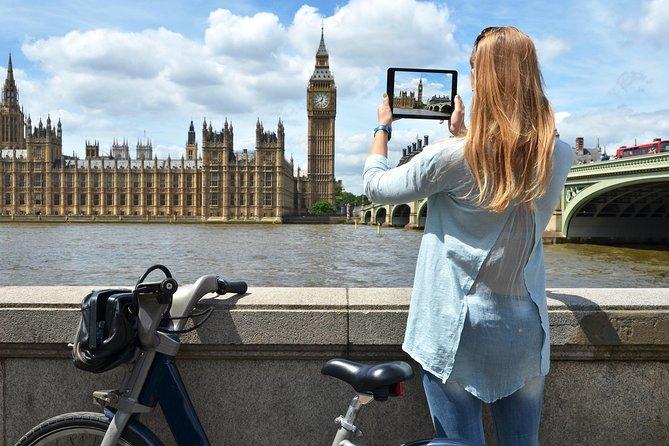 Gems of London...Food-e-Bike Tour