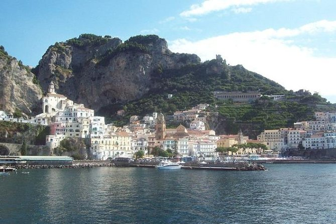 Private Transfer from Rome to Amalfi or Ravello