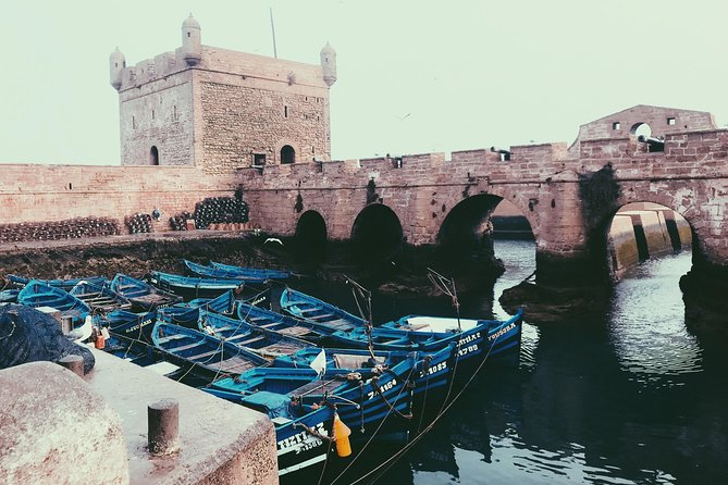 Enjoy one day in the Romantic Essaouira