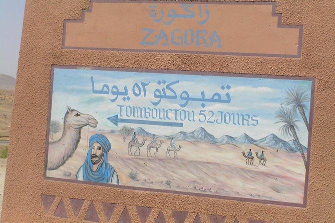 2 Days Marrakech Zagora desert