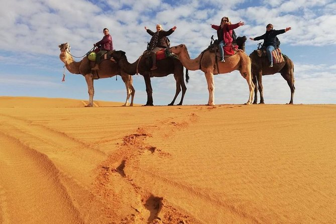 Marrakech to Merzouga 3 Days 2 Nights Shared Desert Tour