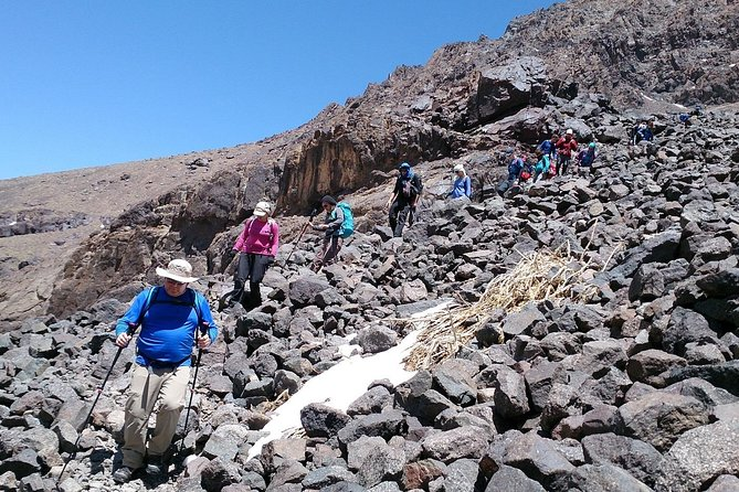 Shared Group 2 days 1 night trek to Mt. Toubkal