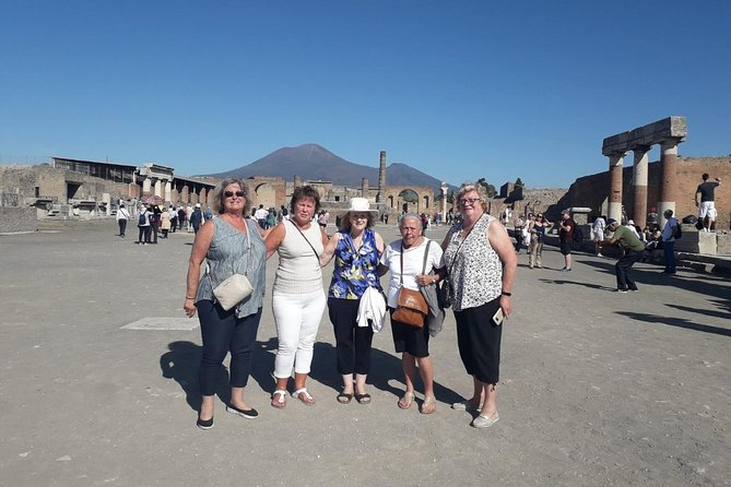 CCC SkipTheLine Fast Access Pompeii Archaeological Park with Expert Tour Guide