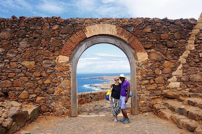 Like Locals: Praia and Cidade Velha Tour + Local Pontxi Tasting