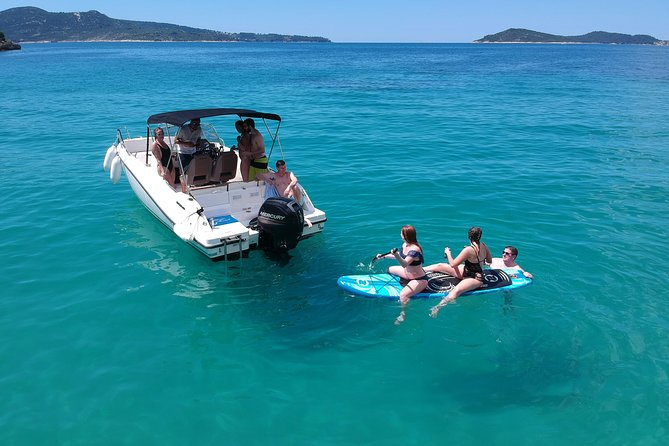 Half-Day Elafiti Islands Private Speed Boat Tour by Quicksilver 675